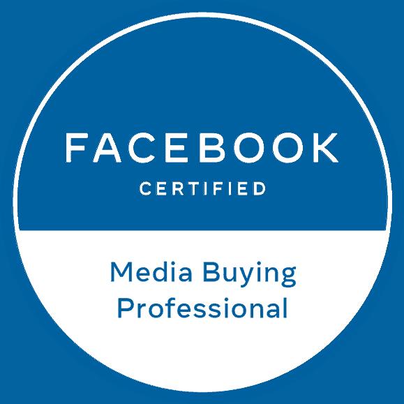 Certification publicités Facebook